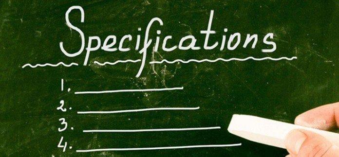 Definisi Spesifikasi Adalah Arti Pengertian, Elemen, Jenis, Manfaat dan Fungsi