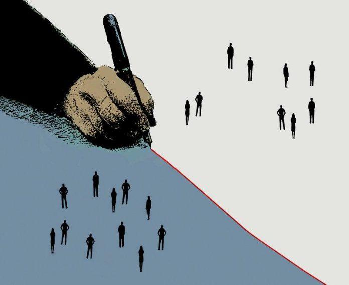 Pengertian Diskriminasi Adalah Definisi Arti Macam Jenis dan Contoh