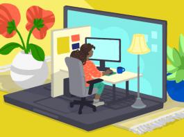 Belajar Cara Agar Tetap Produktif di Rumah