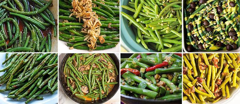 Gambar 5-Aneka Masakan Kacang Buncis