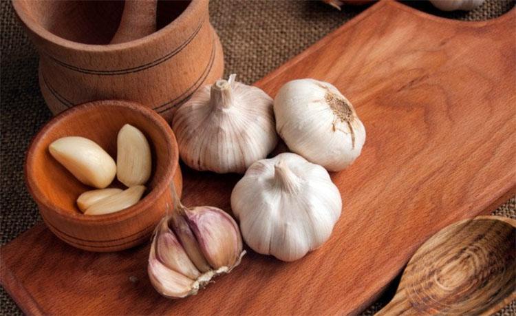 Gambar 6- Perhatikan efek samping bawang putih