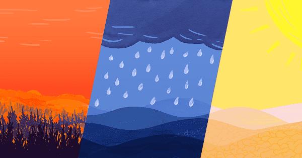 Pengertian Iklim Adalah Definisi, Unsur Unsur Contoh Macam jenis Fungsi Manfaat dan Klasifikasi