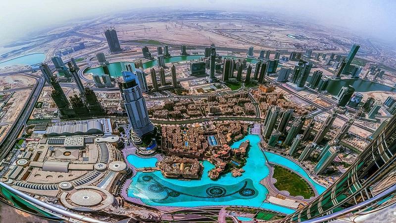 Contoh Gambar Foto Aerial Photography Galeri