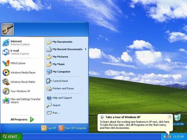 Tutorial Cara Instal Windows XP Dengan Mudah Terbaru