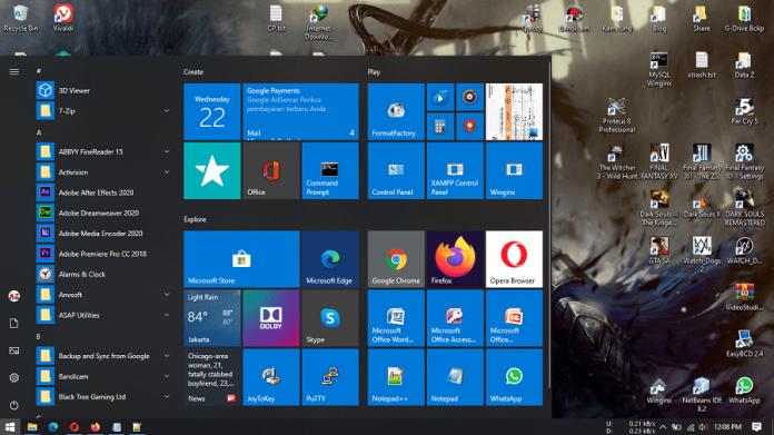 Tutorial Lengkap Langkah Cara Instal Windows 10 Dengan Mudah Cepat