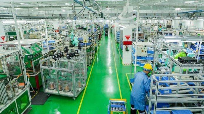 Tingkatkan Produktivitas dengan Smart Factory