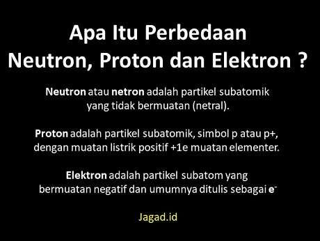 Pengertian perbedaan proton neutron dan elektron berdasarkan massa(1)