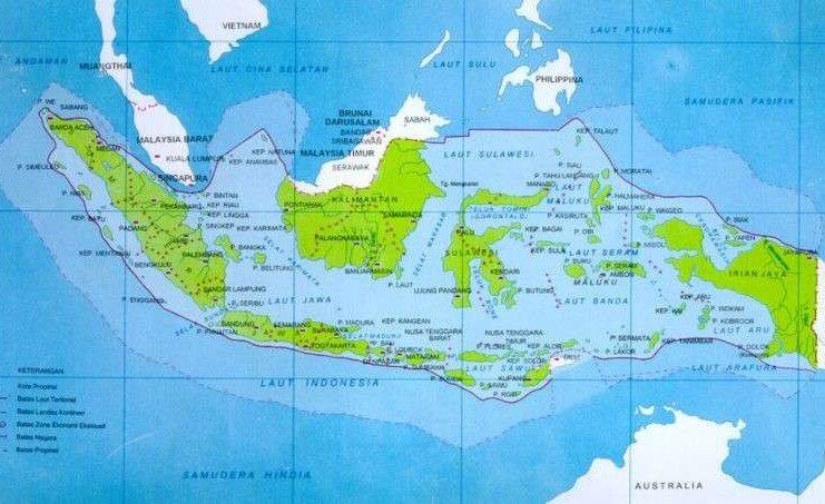 Letak Geografis Indonesia(1)