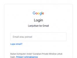 Gmail Masuk Login - Tutorial Simple