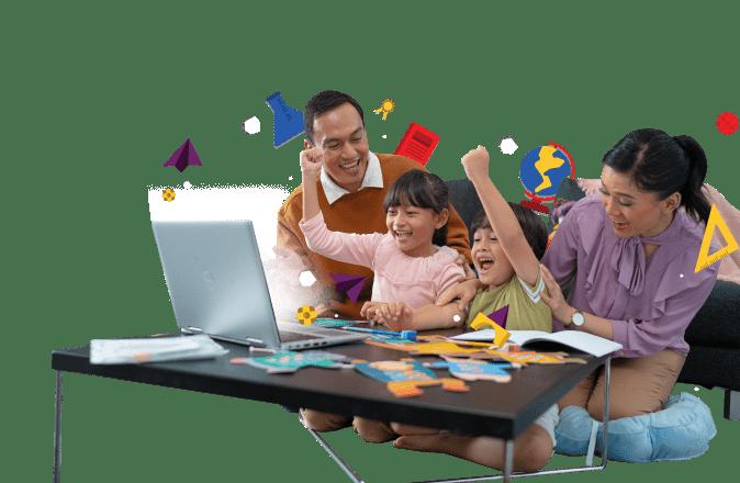 1 Sekolah Online Interaktif Untuk Anak Usia Dini Bersama Alta School