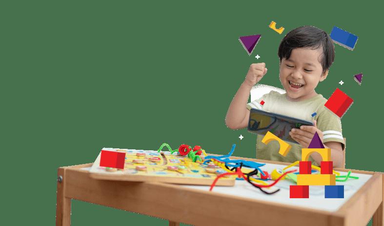 2 Sekolah Online Interaktif Untuk Anak Usia Dini Bersama Alta School